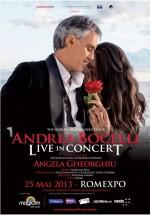 Concert Andrea Bocelli la Bucureşti