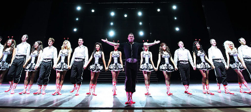Premiera mondială a noului spectacol Lord Of The Dance va avea loc în România