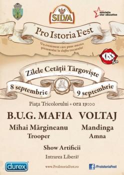 Pro Istoria Fest 2012 la Târgovişte
