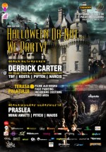 """Halloween or not… We party"" la Palatul Bragadiru din Bucureşti"