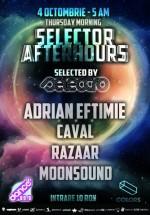 Adrian Eftimie, Caval, Razaar, MoonSound în Colors Club din Bucureşti
