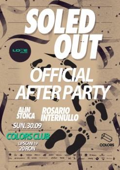 SoledOut Official After Party în Colors Club din Bucureşti