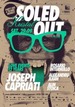 SoledOut Party în Kristal Club din Bucureşti