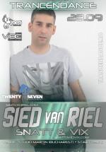 Sied van Riel şi Snatt & Vix la Studio Martin din Bucureşti