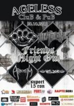 Proof, DeathDrive, Arkham şi Wilder în Ageless Club din Bucureşti