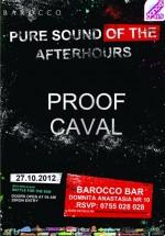 Proof în Barocco Bar din Bucureşti