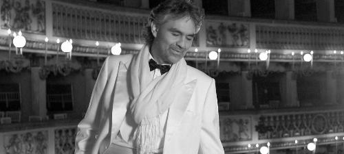 Concertul Andrea Bocelli de la Bucureşti se mută la Romexpo pe 25 mai 2013