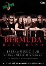 Concert Bermuda în Irish Music & Pub din Cluj-Napoca