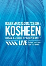 Concert Kosheen în Boiler Club din Cluj-Napoca