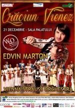Crăciun Vienez cu Edvin Marton la Sala Palatului din Bucureşti