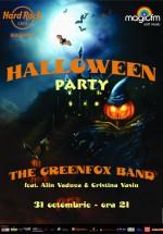 Halloween Party în Hard Rock Cafe din Bucureşti