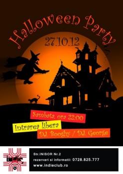 Halloween Party în Indie Club din Bucureşti