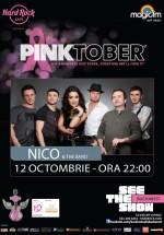 Nico & Band în Hard Rock Cafe din Bucureşti