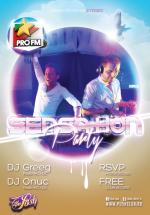 ProFM Sensation Party în The Push din Bucureşti
