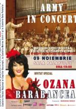 Army in Concert la Sala Palatului din Bucureşti – ANULAT