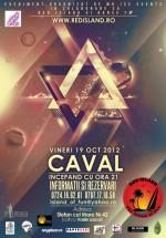 Caval în Club Red Island din Bucureşti