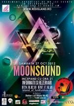 MoonSound în Club Red Island din Bucureşti