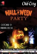 Halloween Party în Old City Franceză din Bucureşti