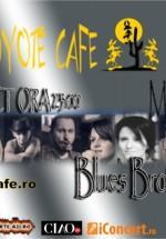 Mirel Project în Coyote Cafe din Bucureşti