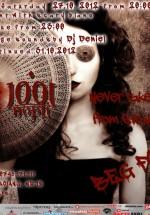 Scary Halloween la 1001 nopţi din Bucureşti