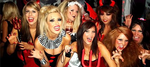 Concerte şi petreceri de Halloween 2012
