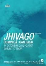 Jhivago în Club Goblin din Bucureşti