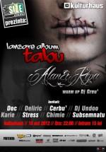 Lansare album Alan & Kepa în Kulturhaus din Bucureşti