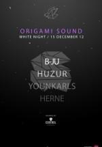 Origami Sounds în Control Club din Bucureşti