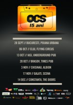 Turneu aniversar OCS în România