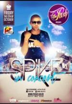 Concert Spike în The Push din Bucureşti