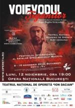 """""""Voievodul Ţiganilor"""" la Opera Naţională Bucureşti"""
