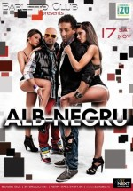 Concert Alb Negru în Barletto Club din Bucureşti
