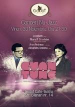 Concert Cuantune în Godot Cafe-Teatru din Bucureşti