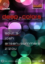 Deep in Colors în Colors Club din Bucureşti