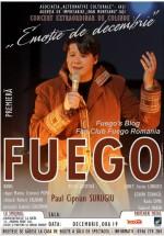 Turneu Fuego 2012 – Emoţii de decembrie