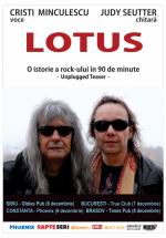 Concerte unplugged Lotus în Sibiu, Bucureşti, Braşov şi Constanţa