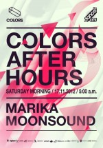 Marika şi MoonSound în Colors Club din Bucureşti