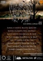 Turneu Syn Ze Şase Tri în România şi Bulgaria