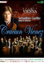 Turneu Christmas in Vienna – Spirit of Vienna Orchestra în România