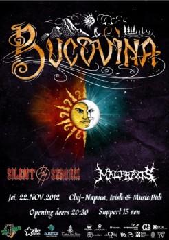 Concert Bucovina în Irish Music & Pub din Cluj-Napoca