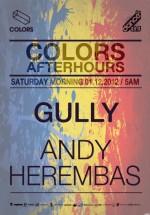 Gully & Andy Herembas în Colors Club din Bucureşti