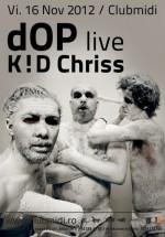 dOP LIVE în Club Midi din Cluj-Napoca