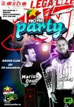 ProFM Party în Kasho Club din Braşov