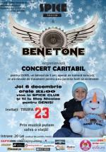 Concert caritabil în Spice Club din Bucureşti