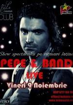 Concert Pepe în Le Cinema din Timişoara