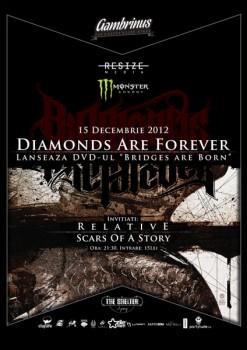 Lansare DVD Diamonds Are Forever în Gambrinus Pub din Cluj-Napoca