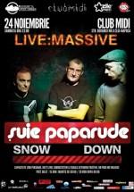 Concert Şuie Paparude în Club Midi din Cluj-Napoca