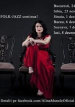 Turneu Alina Manole în România