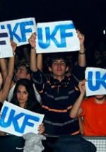 POZE: UKF la Arenele Romane din Bucureşti
