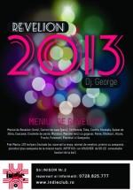 Revelion 2013 în Indie Club din Bucureşti